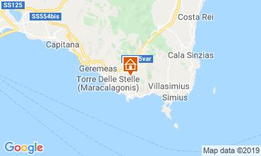 Kaart Villasimius Villa 59840