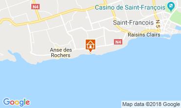 Kaart Saint Francois Villa 102539