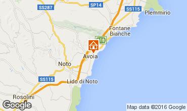 Kaart Avola Villa 62144
