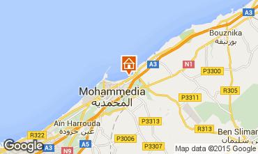 Kaart Mohammedia Appartement 90167