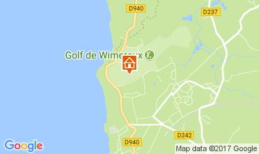 Kaart Wimereux Huis 68731