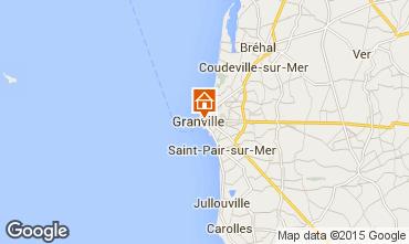 Kaart Granville Huis 70673
