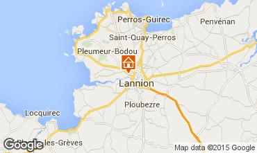 Kaart Lannion Studio 11735