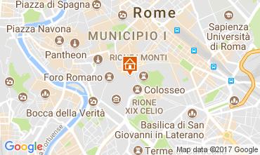 Kaart Rome Appartement 112771