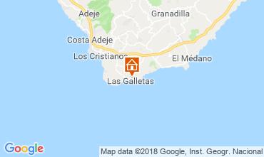 Kaart Costa del Silencio Studio 117562
