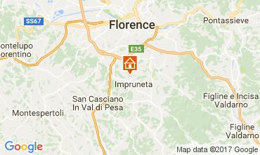 Kaart Florence Appartement 108815