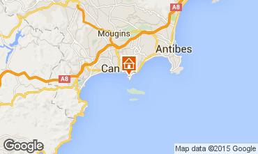 Kaart Cannes Studio 93279