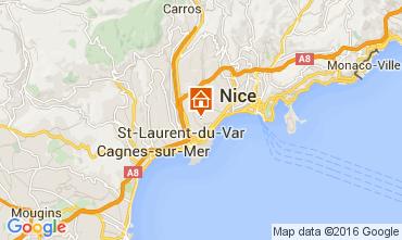 Kaart Nice Appartement 105916