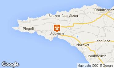 Kaart Audierne Huis 60234