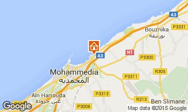 Kaart Mohammedia Appartement 66315