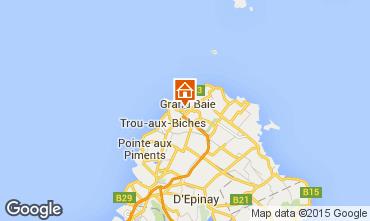 Kaart Grand Baie Appartement 58505
