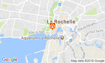 Kaart La Rochelle Appartement 69535