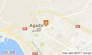 Kaart Agadir Studio 26777