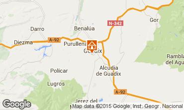 Kaart Granada Huis 83579