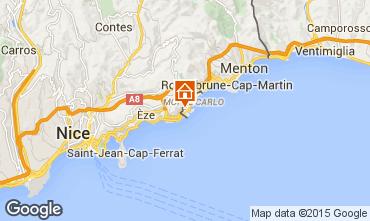 Kaart Monaco Studio 97091