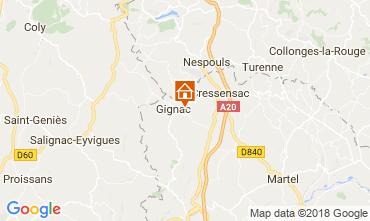 Kaart Rocamadour Huis 115550