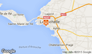 Kaart La Rochelle Appartement 7060
