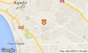 Kaart Agadir Appartement 30413