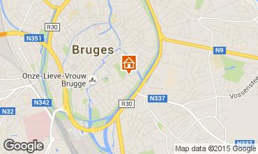 Kaart Brugge Huis 68118