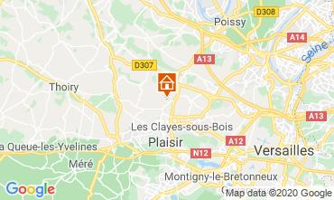 Kaart Versailles Villa 65060