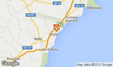 Kaart Avola Huis 78506