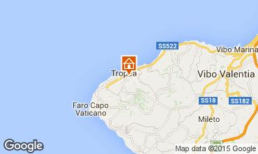 Kaart Tropea Studio 36536