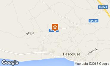 Kaart Pescoluse Villa 94326