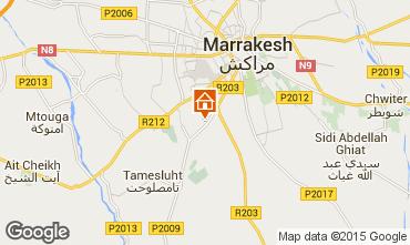 Kaart Marrakech Villa 82750