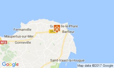 Kaart Barfleur Huis 112452