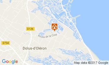 Kaart Dolus d'Oléron Huis 108867