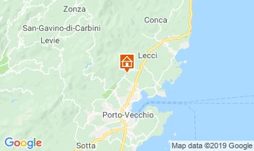 Kaart Porto Vecchio Bungalow 118168