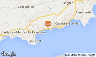 Kaart Cavalière Appartement 10351