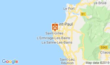 Kaart Saint Gilles Vakantiehuis 110815