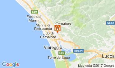 Kaart Massarosa Villa 108624