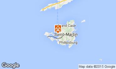 Kaart Marigot Appartement 39316
