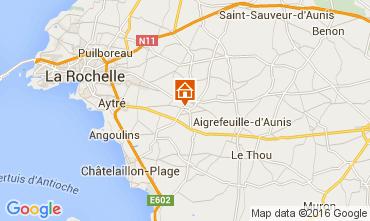 Kaart La Rochelle Studio 104636