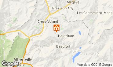 Kaart Les Saisies Appartement 34066