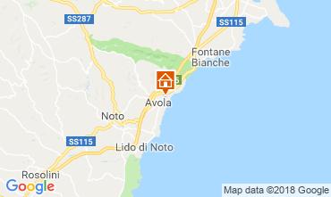 Kaart Avola Villa 116015