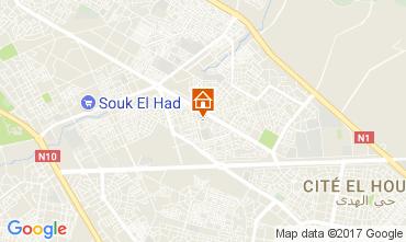 Kaart Agadir Appartement 29452