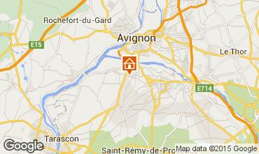 Kaart Avignon Huis 75953