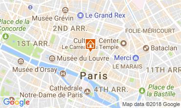 Kaart PARIJS Appartement 113524