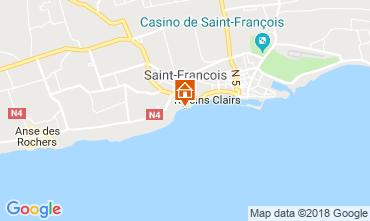 Kaart Saint Francois Villa 112831