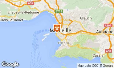 Kaart Marseille Appartement 74517