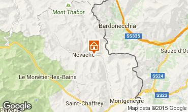 Kaart Névache Studio 59659