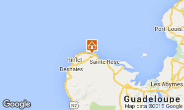 Kaart Sainte Rose Vakantiehuis 62646