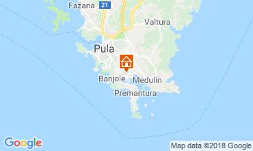 Kaart Pomer Villa 116594