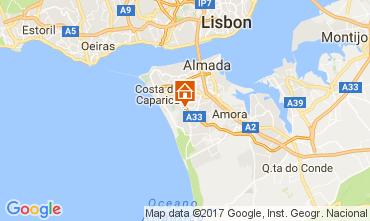 Kaart Lissabon Studio 91278