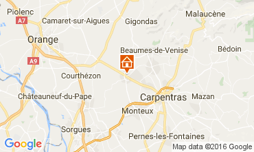 Kaart Avignon Huis 107325