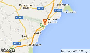 Kaart Avola Villa 94530