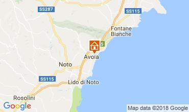 Kaart Avola Villa 115324